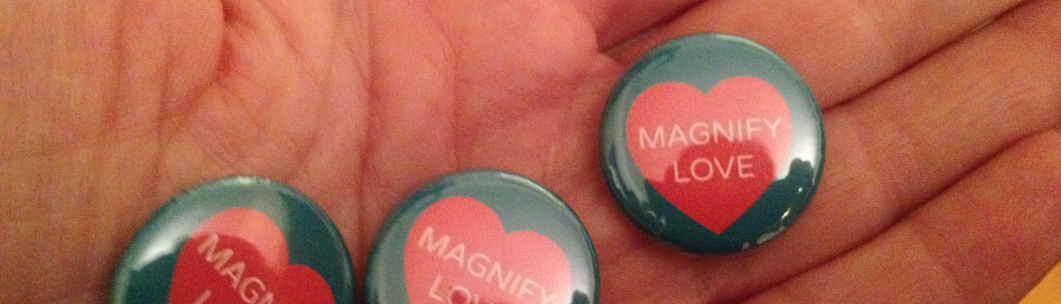 Magnify Love buttons